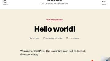 Remove Bitnami Banner In WordPress